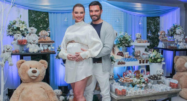 Exclusiva: Así fue el Baby Shower de Marjorie de Sousa y Julián Gil