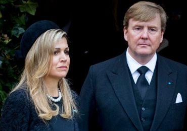 Familia real holandesa estará en funeral del padre de la reina Máxima