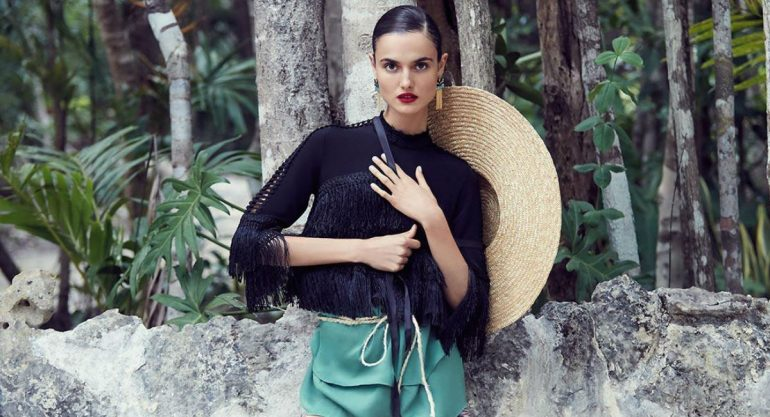Fashion report: colores vivos y texturas con ?Tropicalia?