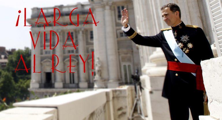 Felipe VI: el Rey de la modernidad