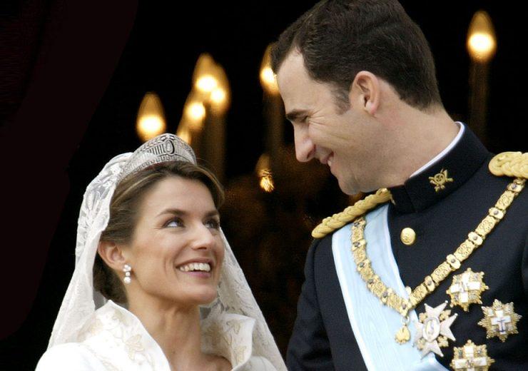 Felipe y Letizia: 13 años de matrimonio en 13 fotos