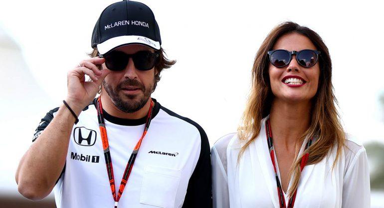 Fernando Alonso termina a su relación con Lara Álvarez