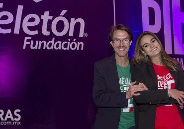 Fernando Landeros presenta oficialmente la edición 2018 de Teletón