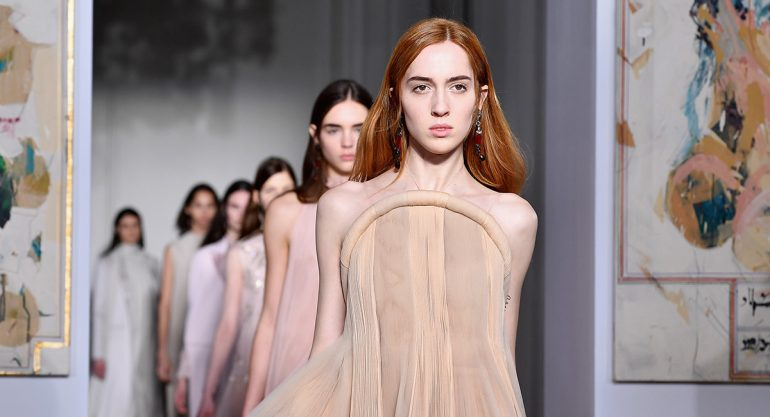 Francia veta a modelos con extrema delgadez