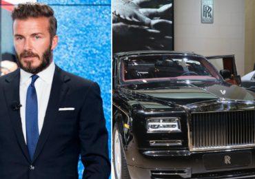 Futbolistas y su amor por los autos lujosos