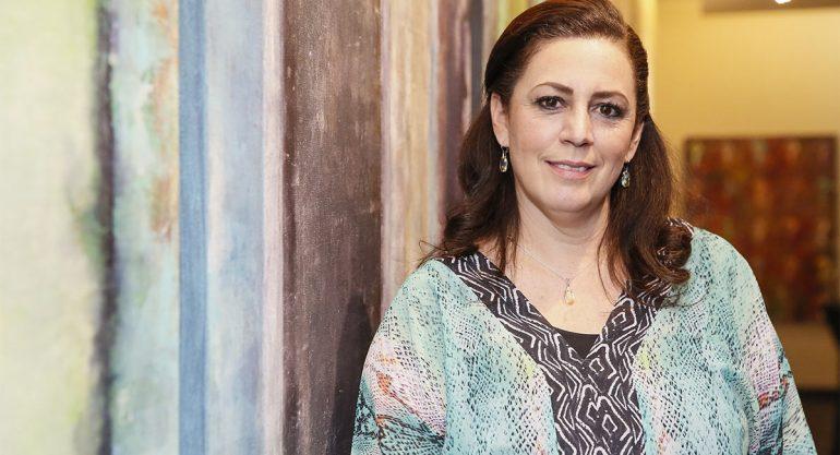 Gabriela Elías presenta la exposición 'Eco'
