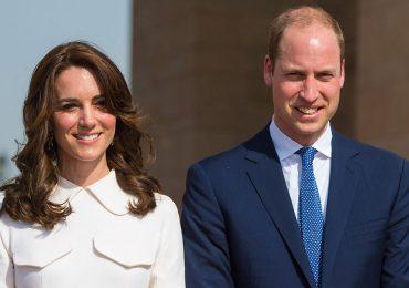 George es muy travieso: Duques de Cambridge