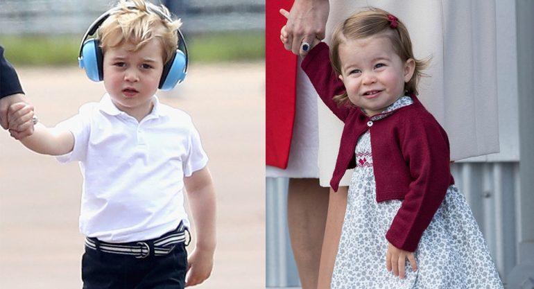 George y Charlotte serán parte de la boda de Pippa Middleton