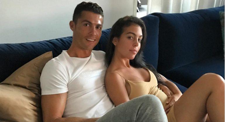 Georgina Rodríguez reaparece junto a Cristiano Ronaldo
