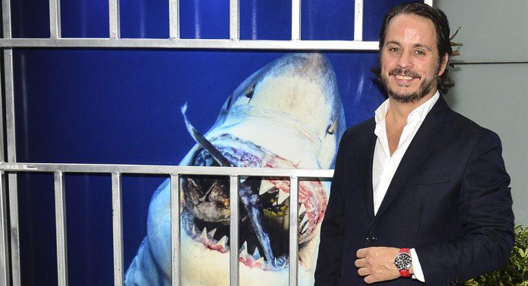 Gerardo del Villar presente en ?Desmitificando Tiburones?