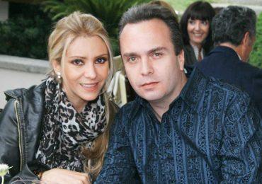 Gustavo Díaz Ordaz III y Daniela Castro