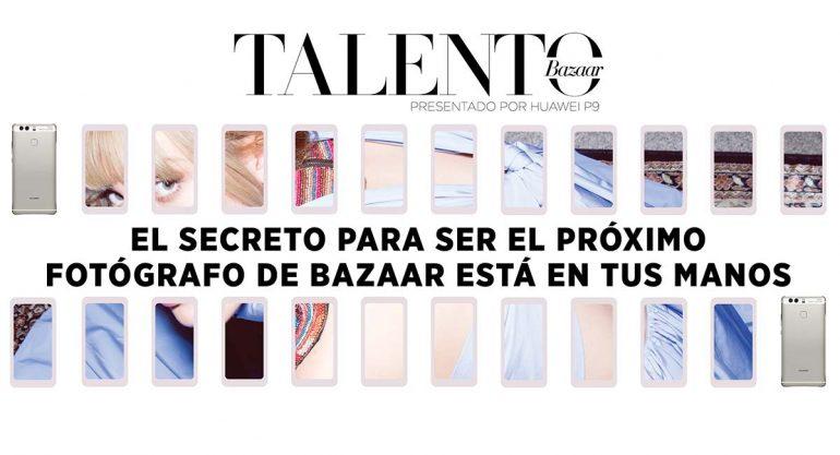 Harpers Bazaar y Huawei premian el talento