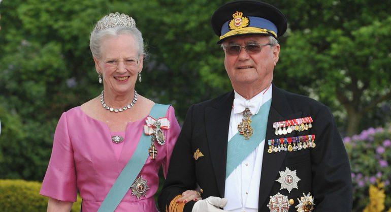 Henrik de Dinamarca lanza fuertes acusaciones contra la reina Margarita II