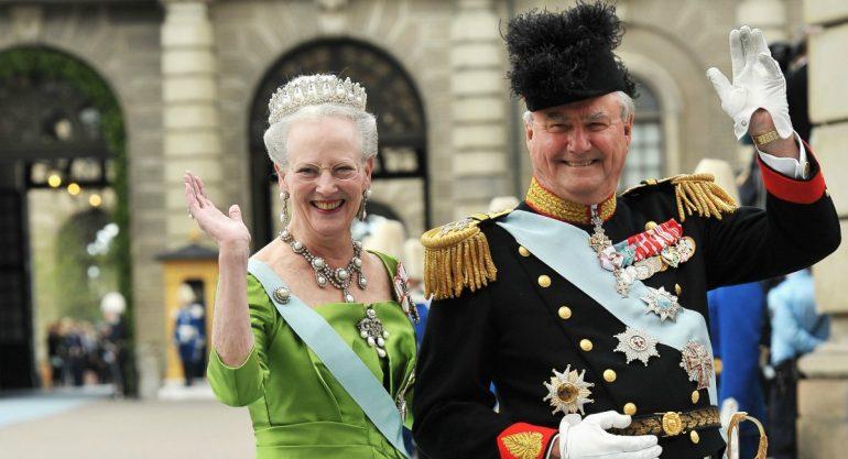 Henrik de Dinamarca no será sepultado junto a la reina Margarita