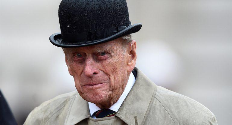 El duque de edimburgo celebrará 99 años este mes
