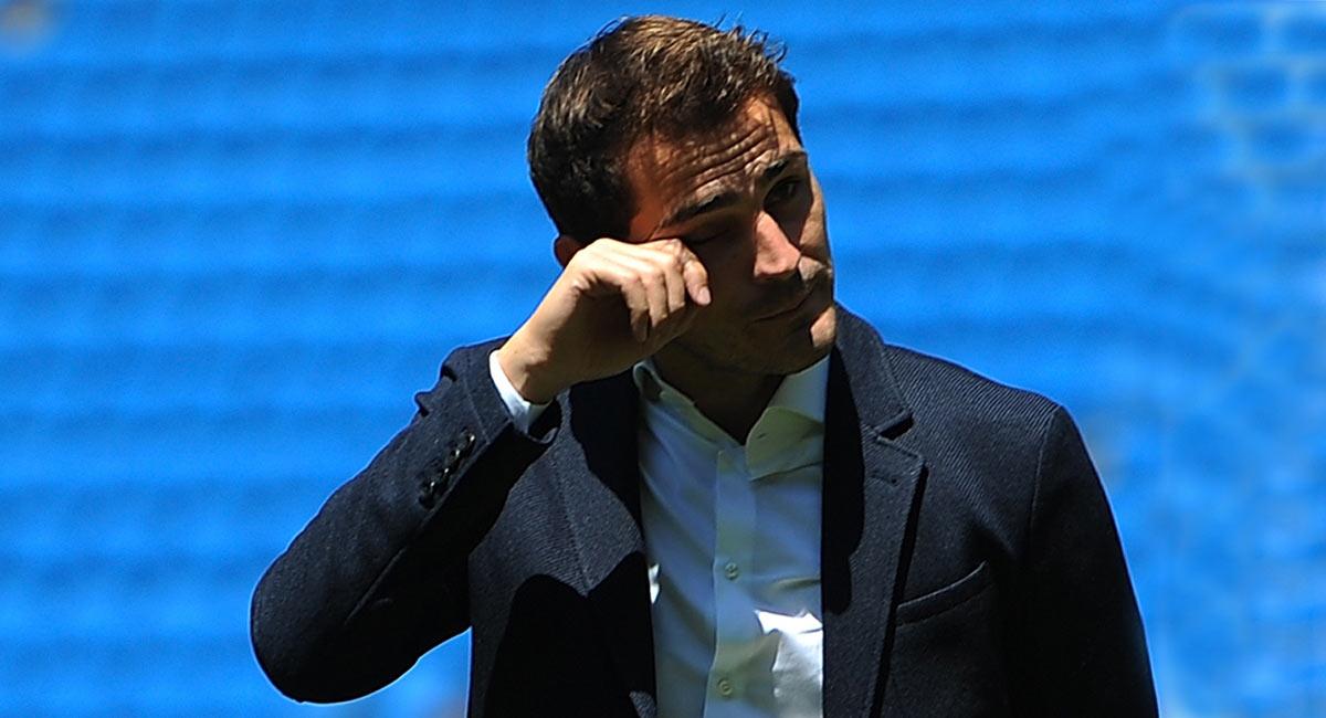 Iker Casillas está de luto