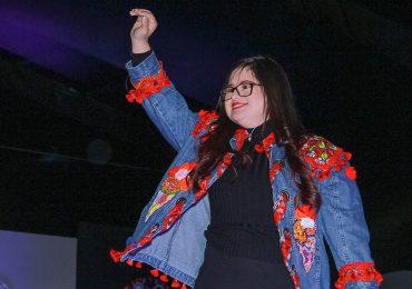 Isabella Springmühl en el Desfile de Moda Runway Together
