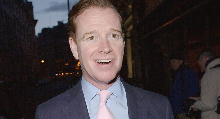 James Hewitt vender? supuestas cartas de amor de Lady Di
