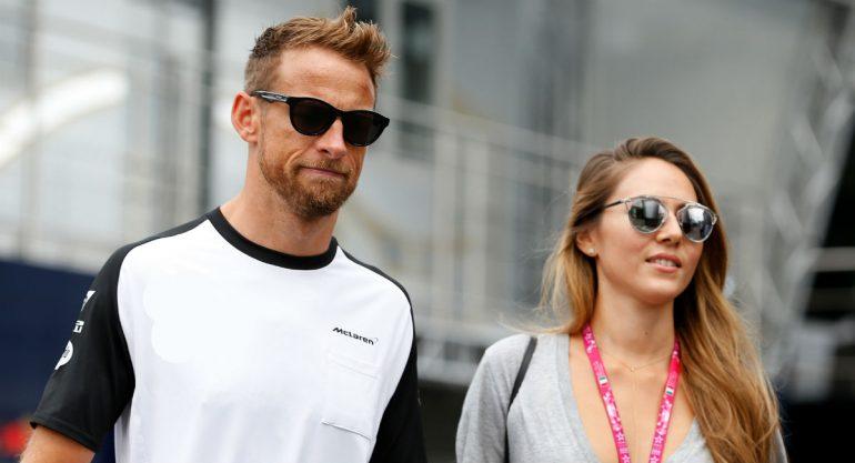 Jenson Button y Jessica Michibata se separan