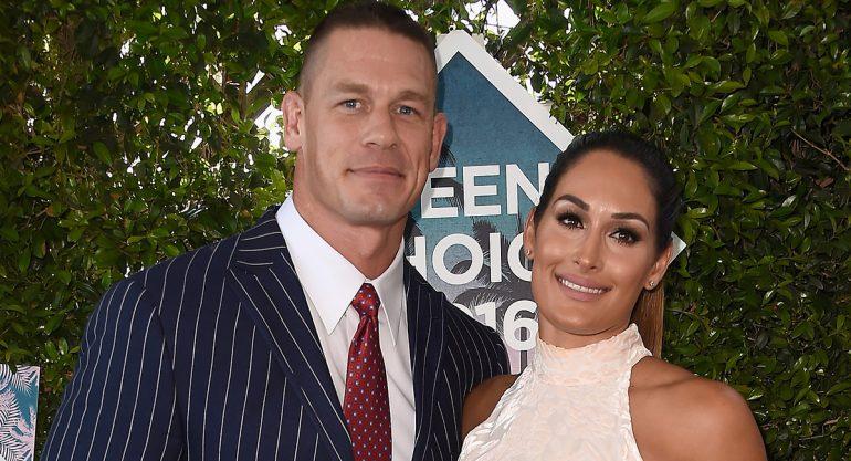 John Cena y Nikki Bella se separan