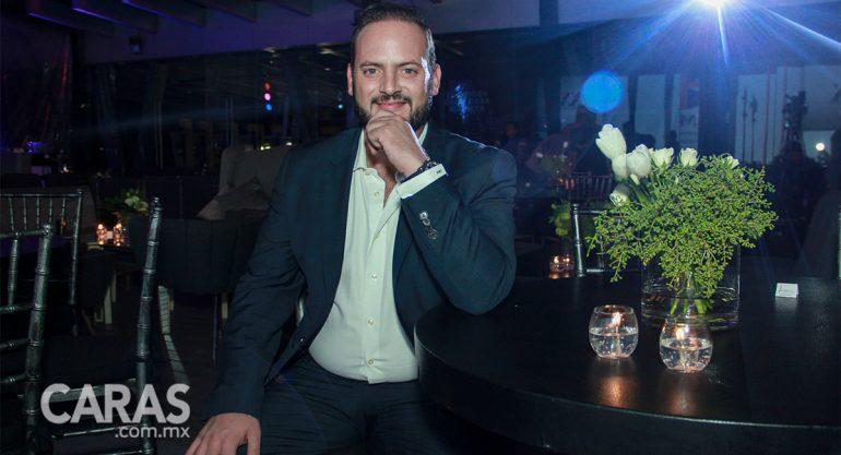 Joseph Mansur en la celebración por los 20 años de M&M Consultores Inmobiliarios