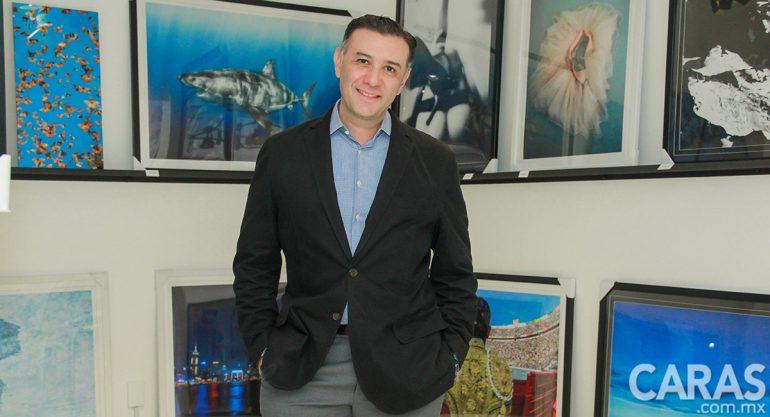 Juan Carlos Morales inaugura IF Photo Gallery