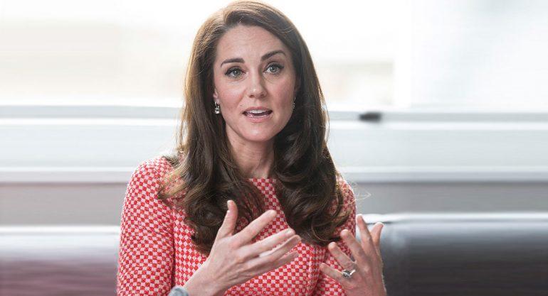 Kate Middleton envía mensaje a víctimas del atentado en Londres
