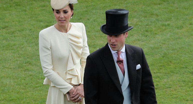 Kate Middleton repite outfit en el Tea Garden Party