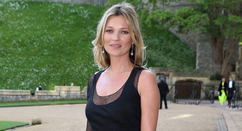 Kate Moss podría casarse en Grecia
