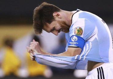 'La Selección no es para mí': Lionel Messi