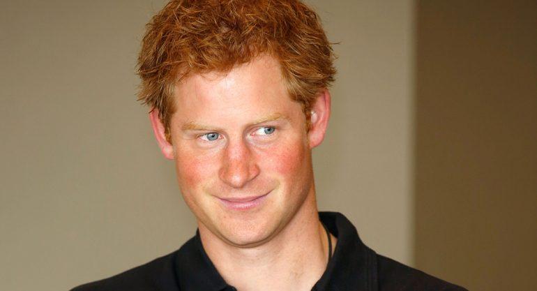 La admiradora secreta del príncipe Harry