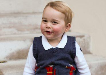 La adorable fotografía oficial del príncipe George robó corazones