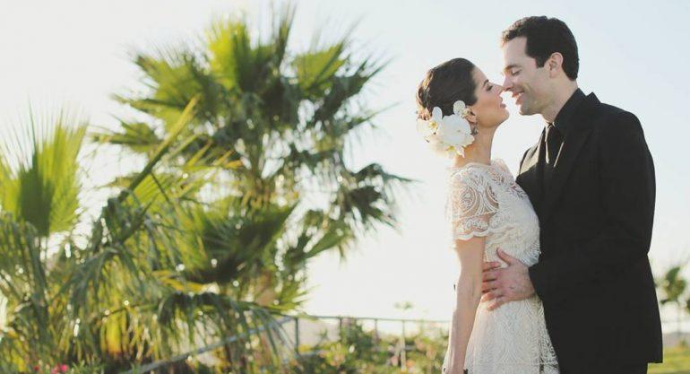 La boda civil de Bárbara Coppel y Alejandro Hank