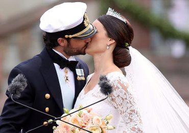 La boda de Carlos Felipe y Sofía de Suecia