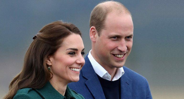 La cita romántica de los Duques de Cambridge