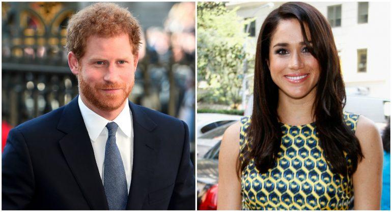 La cita romántica del príncipe Harry y Megan Markle
