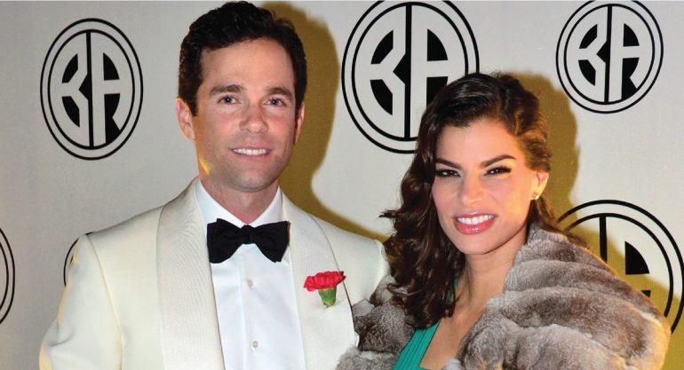 La despedida de solteros de Alejandro Amaya y Bárbara Coppel