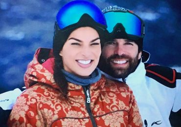 La escapada romántica de Bárbara Coppel y Alejandro Hank a la nieve
