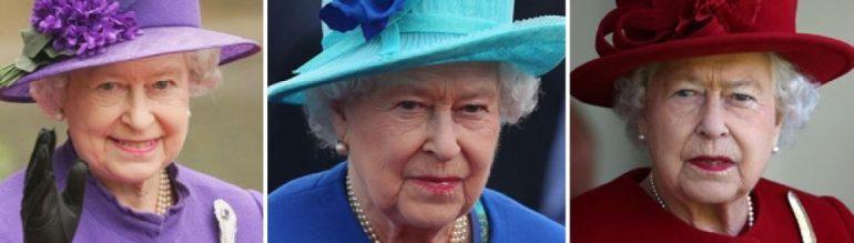 La lujosa colección de sombreros de la reina Isabel II
