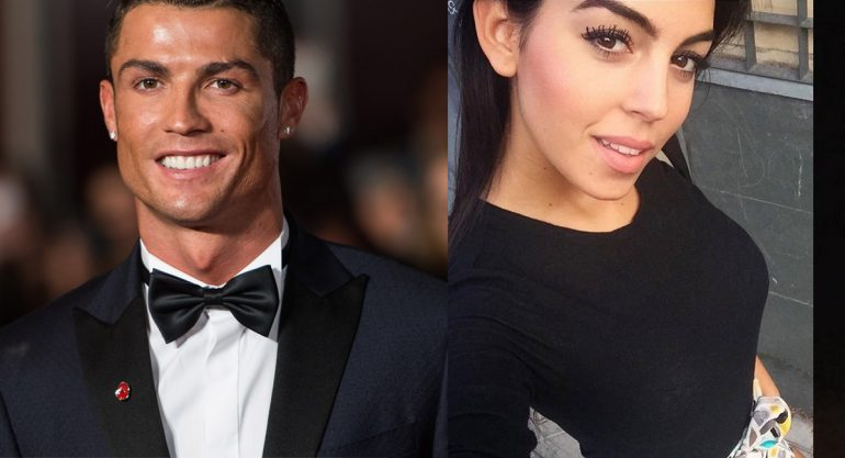 La noche de ensueño de Cristiano Ronaldo y Georgina Rodríguez