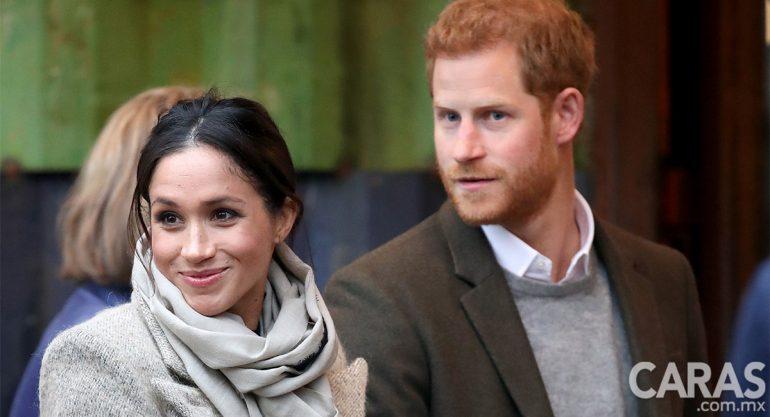 La petición de Russell Brand para la boda del príncipe Harry y Meghan