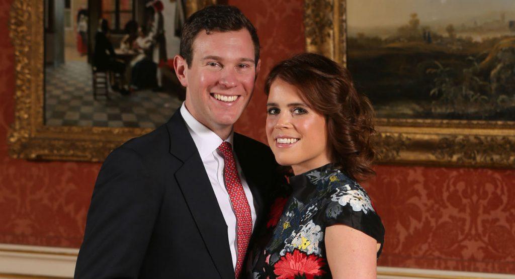 La princesa Eugenia se compromete con Jack Brooksbank