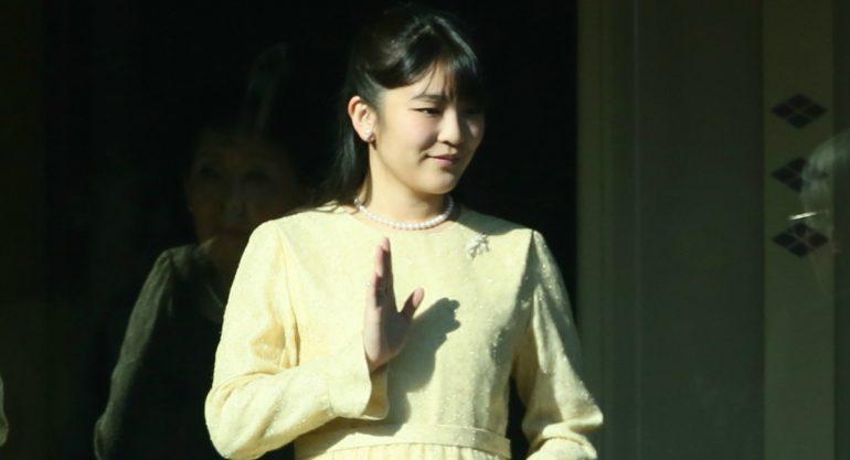 La princesa Mako de Japón se casará con compañero de la universidad