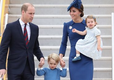 La razón por la que el príncipe William no debe viajar con sus hijos en avión