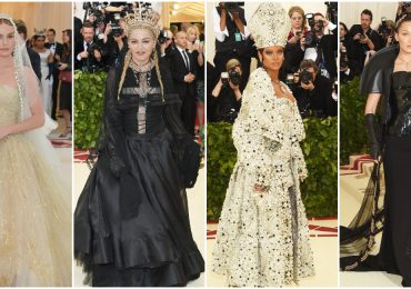 La red carpet del Met Gala 2018