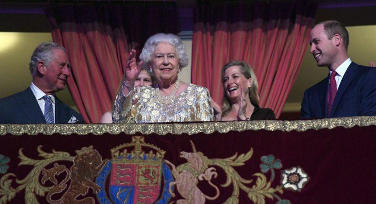 La reina Isabel II celebró sus 92 años de vida