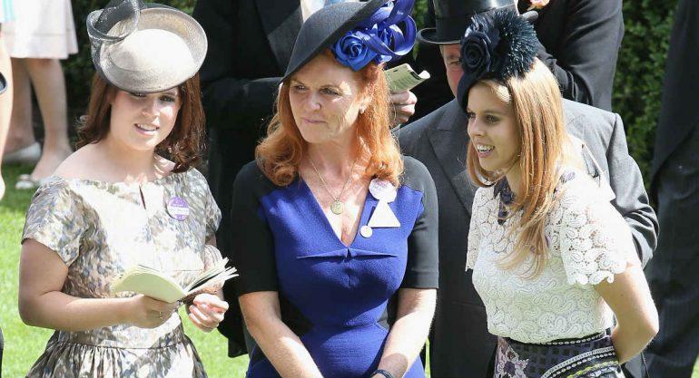 La reina Isabel II es la abuela más maravillosa para mis hijas: Sarah Ferguson