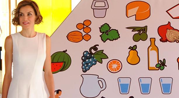 La reina Letizia debuta como embajadora de la FAO para la Nutrición