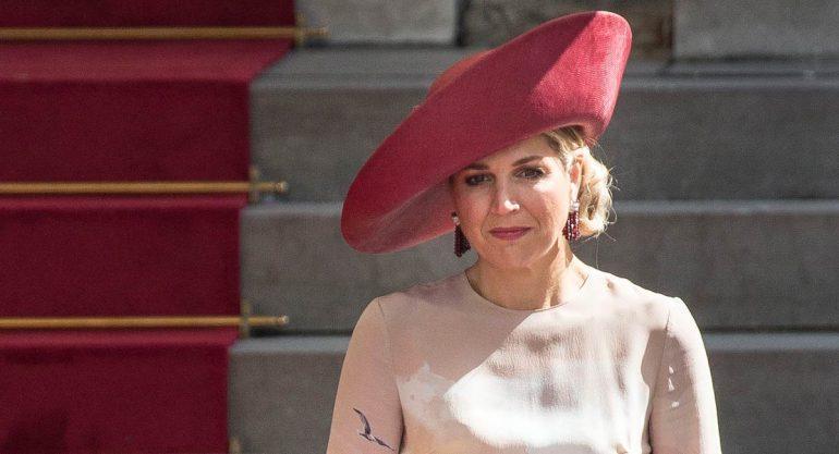 La reina Máxima de Holanda sufrió una concusión cerebral
