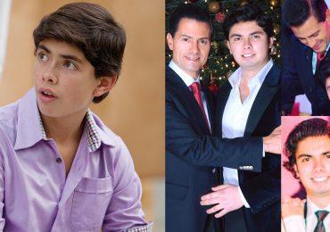 La transformación de Alejandro Peña Pretelini
